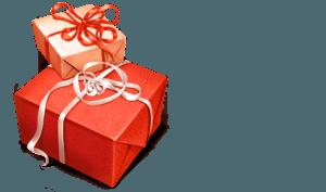 Presentes De Natal 300x177 - Kit Dinâmicas e Gincanas Cristãs