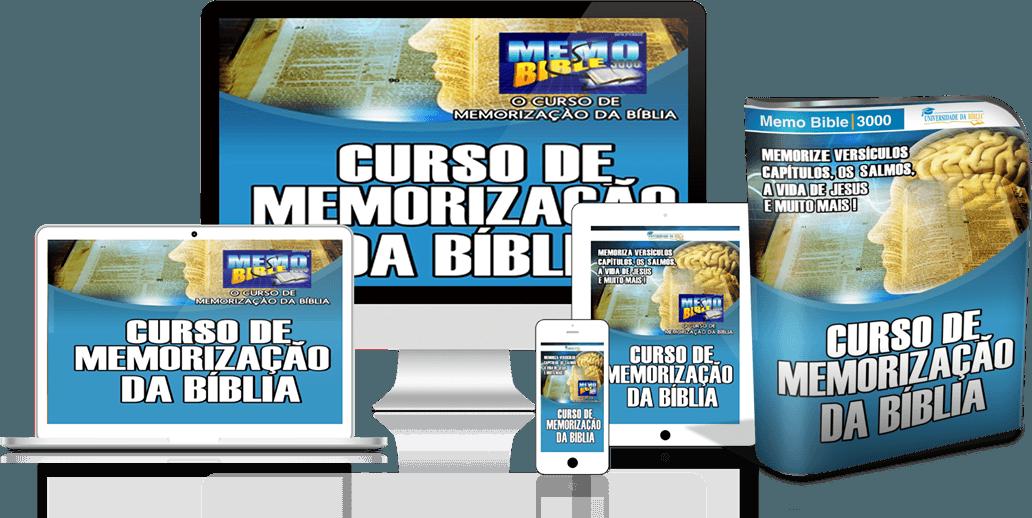 memobible - Memorização da Bíblia! + Como Ler a Bíblia e Entendê-la Facilmente